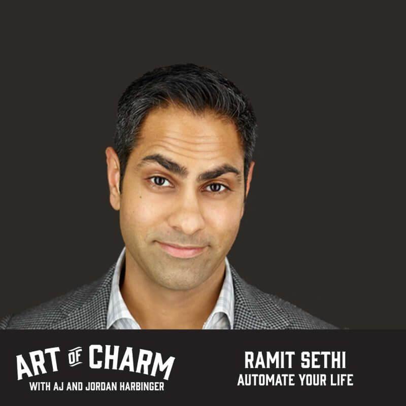 Ramit Sethi, Automate Your Life (Episode #90 & #91)