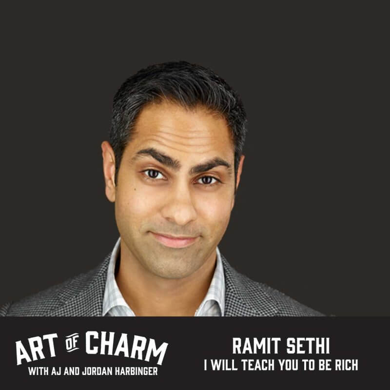 Ramit Sethi is back on the show with some Dream Job tactics to help you: