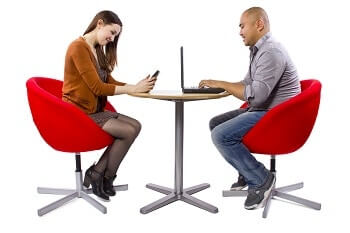 do online relationships work