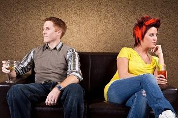 Dating awkward silence
