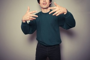"Permalink to: ""Five Ways Hand Gestures Can Improve your Dating Life"""
