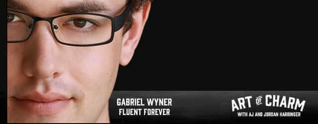 Our guest today is Gabriel Wyner, author of Fluent Forever. Join us as we talk about his tips and life hacks for learning and retaining languages.