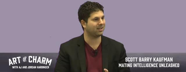 Scott Kaufman, author of Mating Intelligence Unleashed, talks about what women find most attractive in men, and why being a bad boy doesn't work.