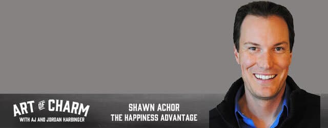 Which comes first: happiness or success? Here to answer this and more is Shawn Achor, positive psychology expert and author of The Happiness Advantage.