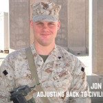 "Veteran Jon Davis stops by to discuss readjusting to civilian life after deployment in Iraq, what employers will ""just never get"" about vets, and more."