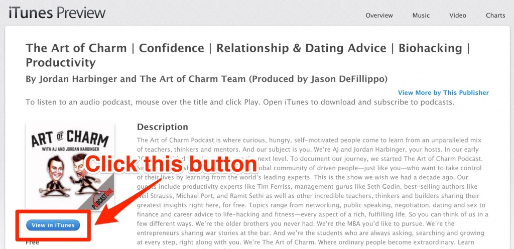 The_Art_of_Charm___Confidence___Relationship___Dating_Advice___Biohacking___Productivity_by_PodcastOne_on_iTunes
