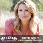 Today we talk with Christine Hassler about why she left her Hollywood career, the origins of her book Expectation Hangover and more on The Art of Charm.