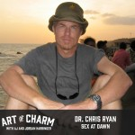 Dr. Chris Ryan has co-authored the book Sex At Dawn. He shares what biology tells us about our sexual history and more on episode 363 of The Art of Charm.