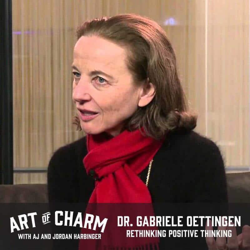 Dr. Gabriele Oettingen | Rethinking Positive Thinking (Bonus)