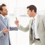 Men Aguing