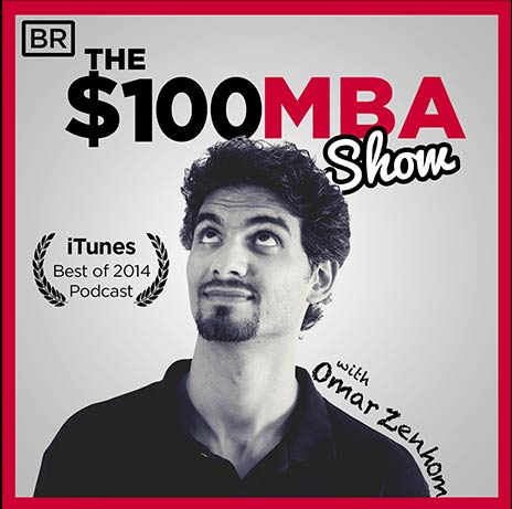Find out why The $100 MBA Show won an iTunes award and why this is one of Jordan's favorite podcasts -- about business education or anything. Check it out here and let us know what you think!