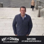 Sam Cook is a former officer in the US Army who shares how negotiation skills helped him in Iraq and in business on this episode of The Art of Charm.