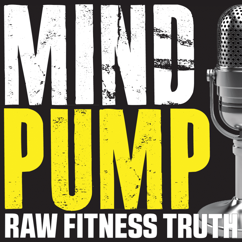 "Over at the Mind Pump Podcast, hosts Adam Schafer, Justin Andrews, and Sal Di Stefano ""pull back the curtain on the mythology, snake oil, and pseudo-science that pervades the fitness industry."