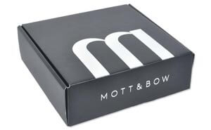 Mott & Bow is revolutionizing the way guys buy jeans online with incredibly comfortable denim, a fair price point, and free home try-on program. Check it out here and use promo code CHARM for 20% off your first order!