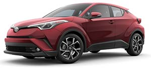 Distinctive style meets unique spirit in the all-new crossover Toyota C-HR. Check out Toyota.com/C-HR to learn more!