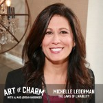 Michelle Lederman is an author on clarity, confidence, connection and likability. We'll discuss these topics and more on episode 398 of The Art of Charm.