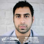 Nev Medhora, copywriting expert, knows how to crash parties. Today he shares how to crash parties and grow your network on episode 390 of The Art of Charm.