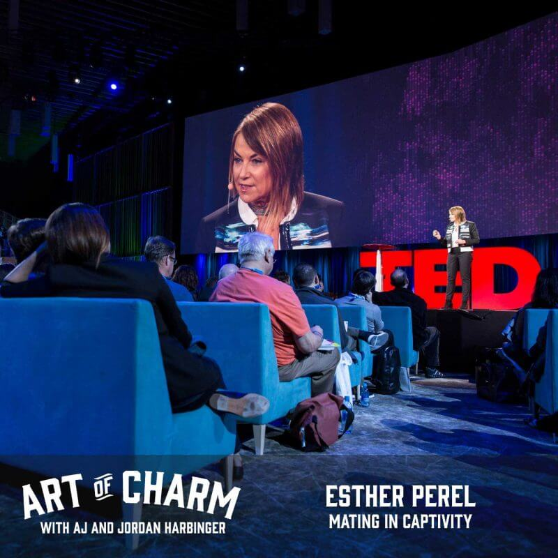 Esther Perel is a brilliant psychotherapist who wrote the bestseller Mating in Captivity. She joins us to share how to appreciate any relationship we have.