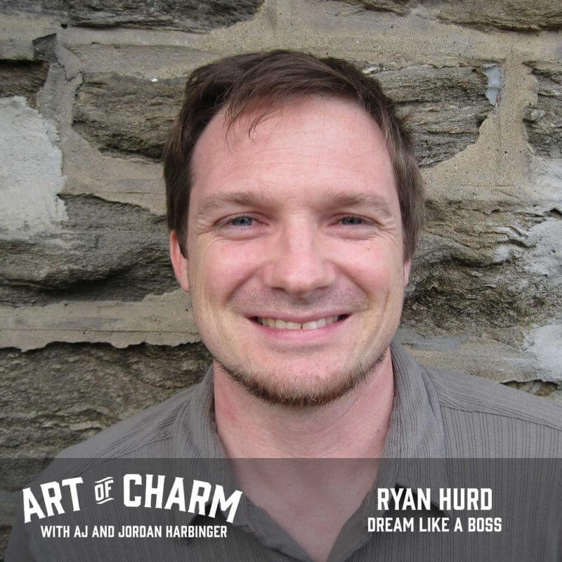 Ryan Hurd, dream expert and author of Dream Like a Boss joins The Art of Charm to dive into lucid dreaming and how dreams can increase our emotional IQ.