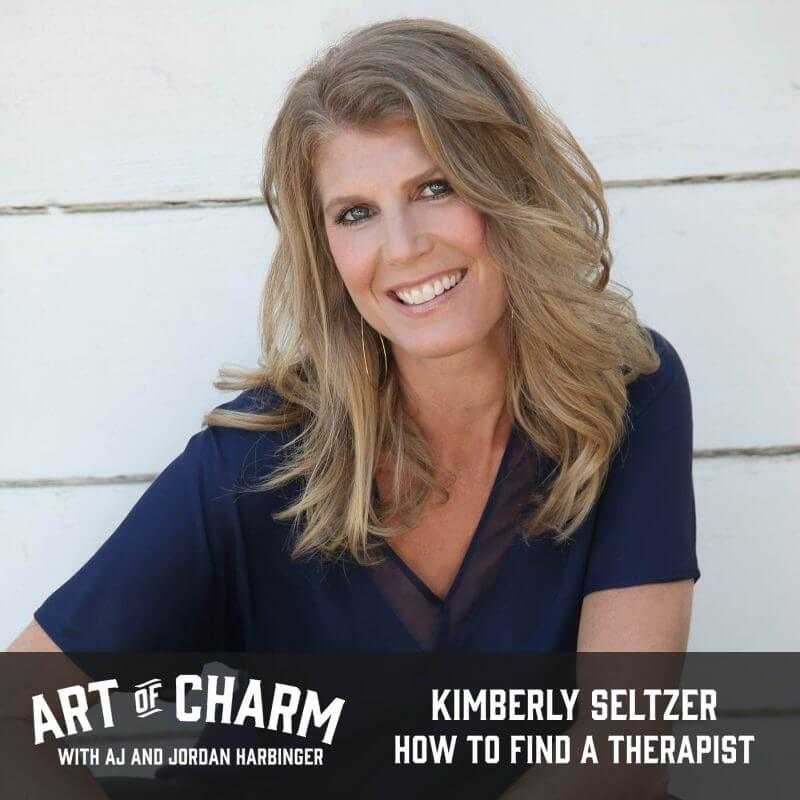 Kimberly Seltzer | How to Find a Therapist (Bonus)