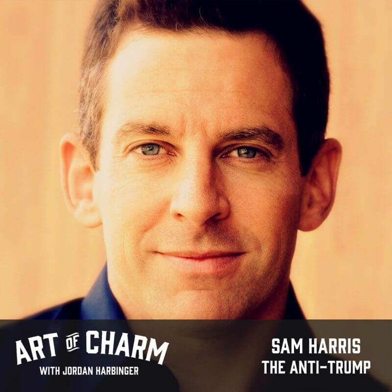 Sam Harris | The Anti-Trump (Episode 514)