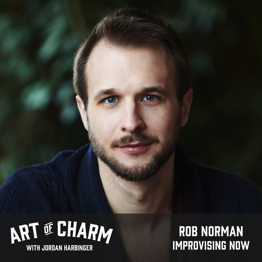 Rob Norman | Improvising Now (Episode 516)