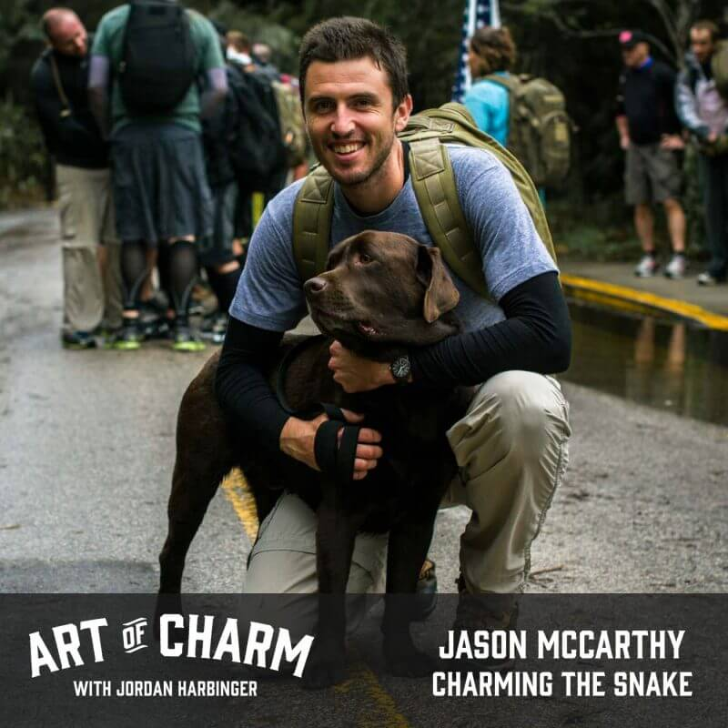 Jason McCarthy | Charming the Snake (Episode 525)
