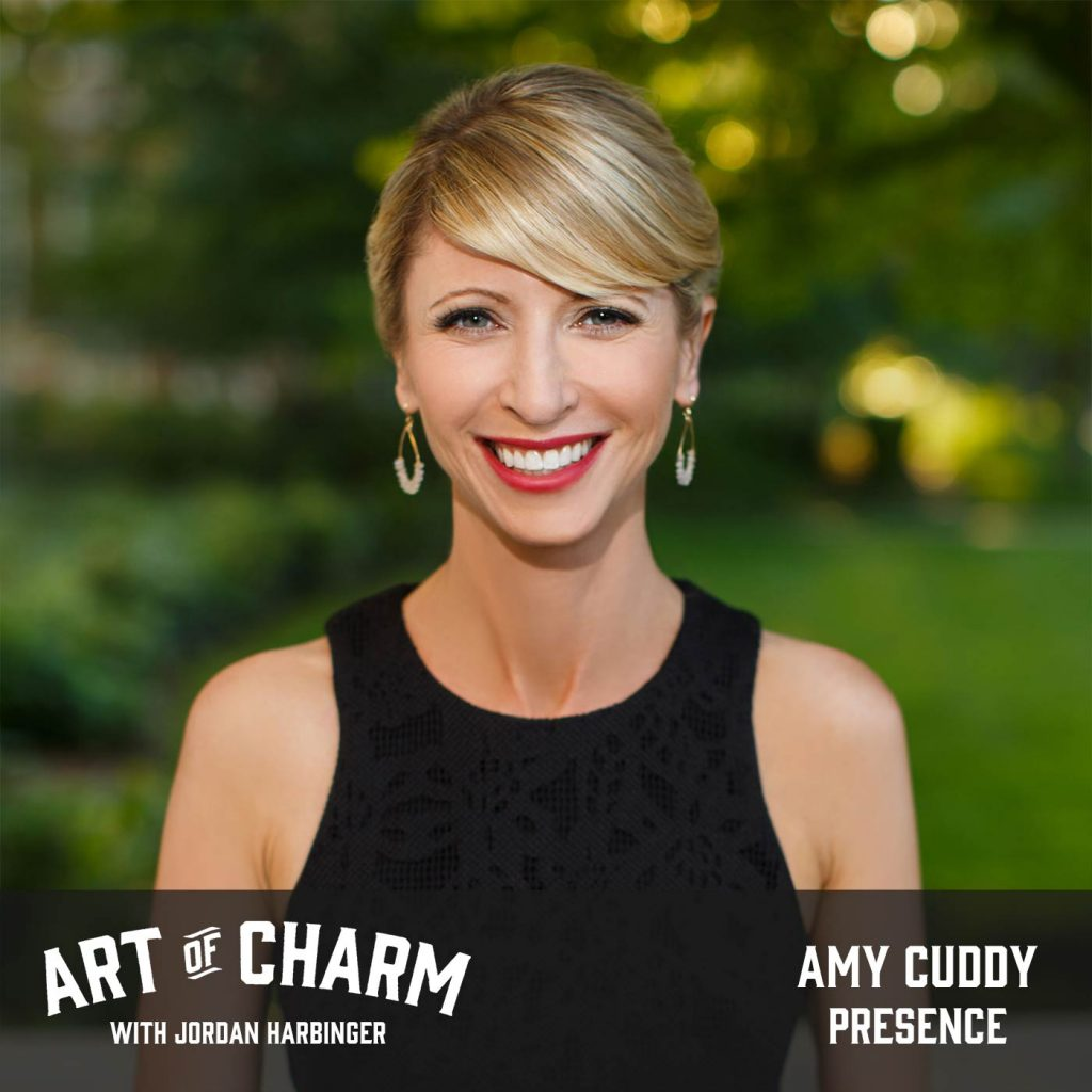 Amy Cuddy | Presence (Episode 536)