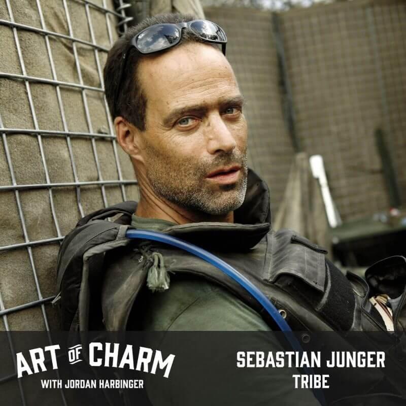 Sebastian Junger   Tribe (Episode 537)