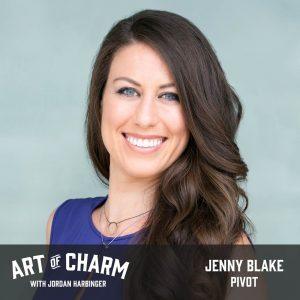 Jenny Blake   Pivot (Episode 545)