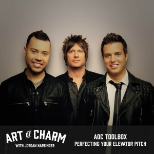 AoC Toolbox | Perfecting Your Elevator Pitch (Episode 550)