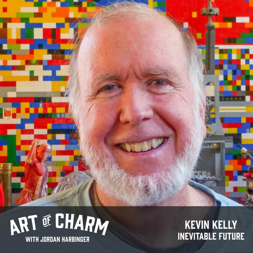 Kevin Kelly | Inevitable Future (Episode 559)