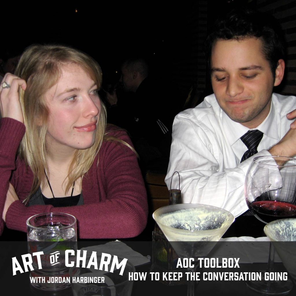 AoC Toolbox | How to Keep the Conversation Going (Episode 562)