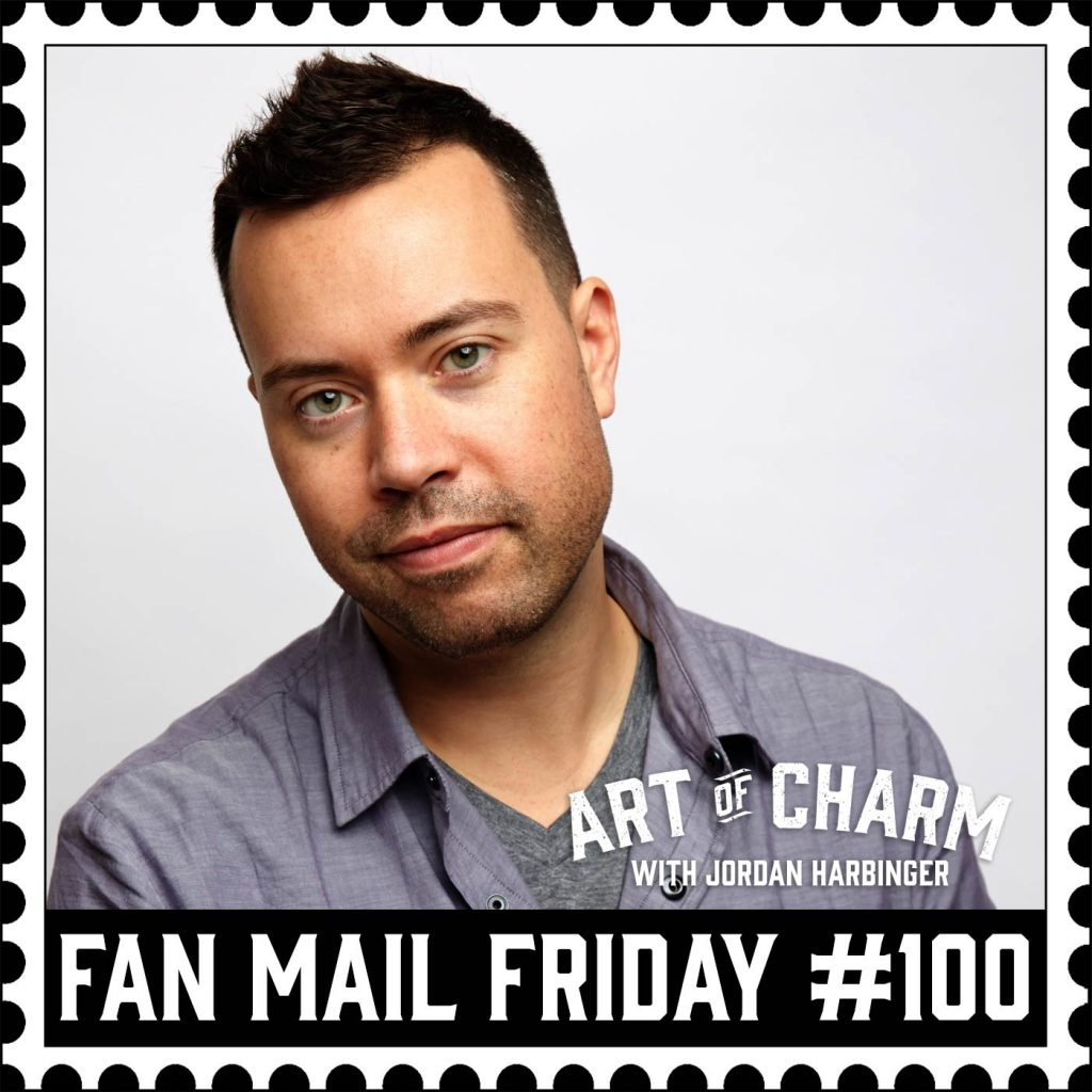 Fan Mail Friday #100 | Relationship Exit Strategy