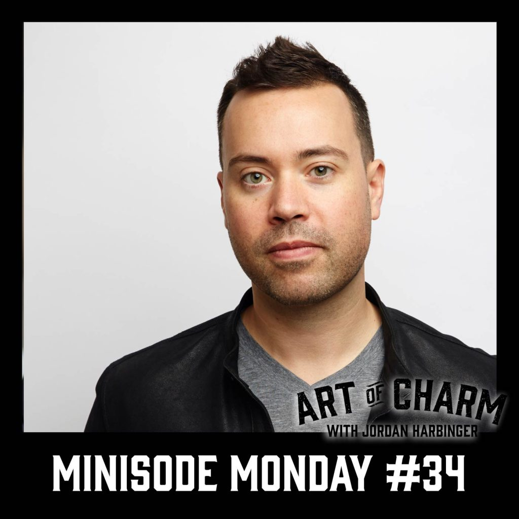 minisode monday how to a mentor the art of charm minisode monday 34 how to a mentor