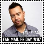 Fan Mail Friday #97 | Special Agent Harbinger