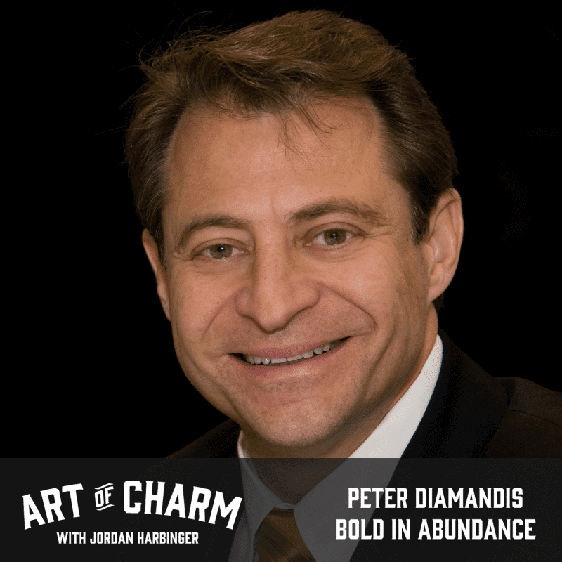 Peter Diamandis | Bold in Abundance (Episode 587)