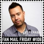 Fan Mail Friday #106 | Serendipitously and Surreptitiously