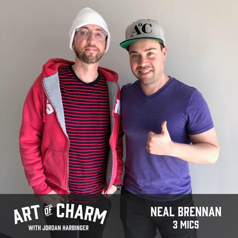 Neal Brennan | 3 Mics (Episode 601)