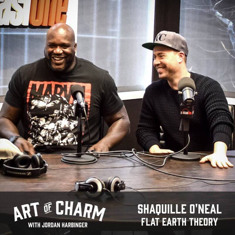 Shaquille O'Neal | Flat Earth Theory (Episode 602)