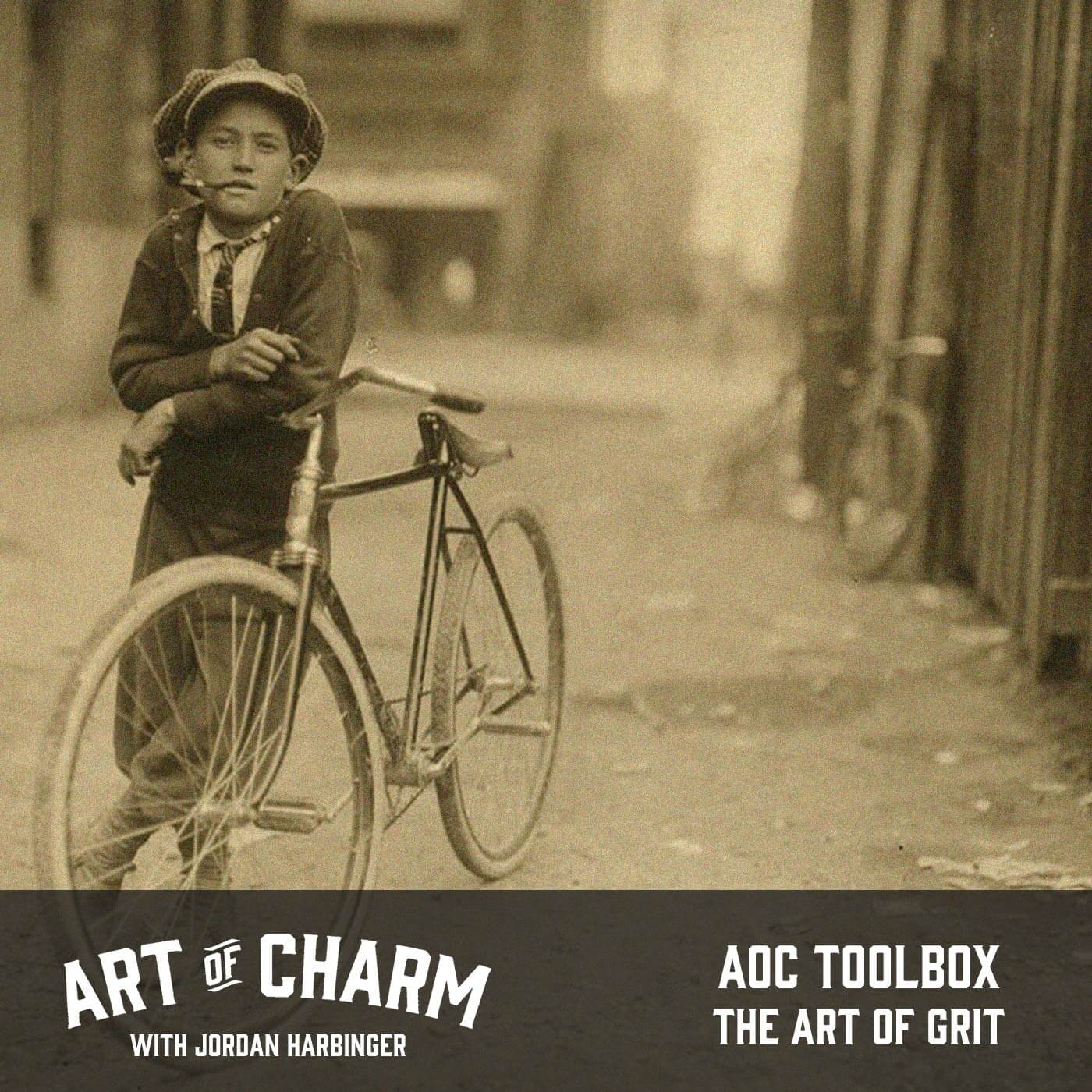 AoC Toolbox | The Art of Grit (Episode 620)