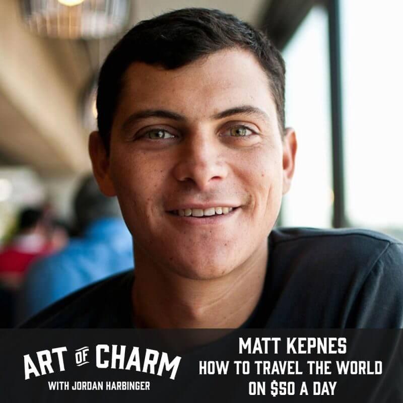 Matt Kepnes   How to Travel the World on $50 a Day (Bonus)