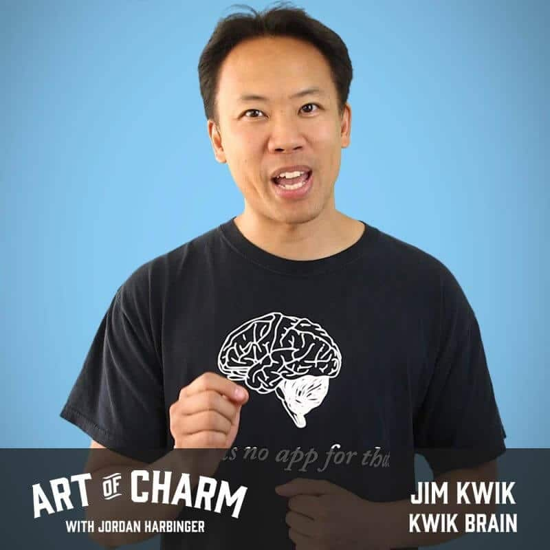 Jim Kwik | Kwik Brain (Episode 611)