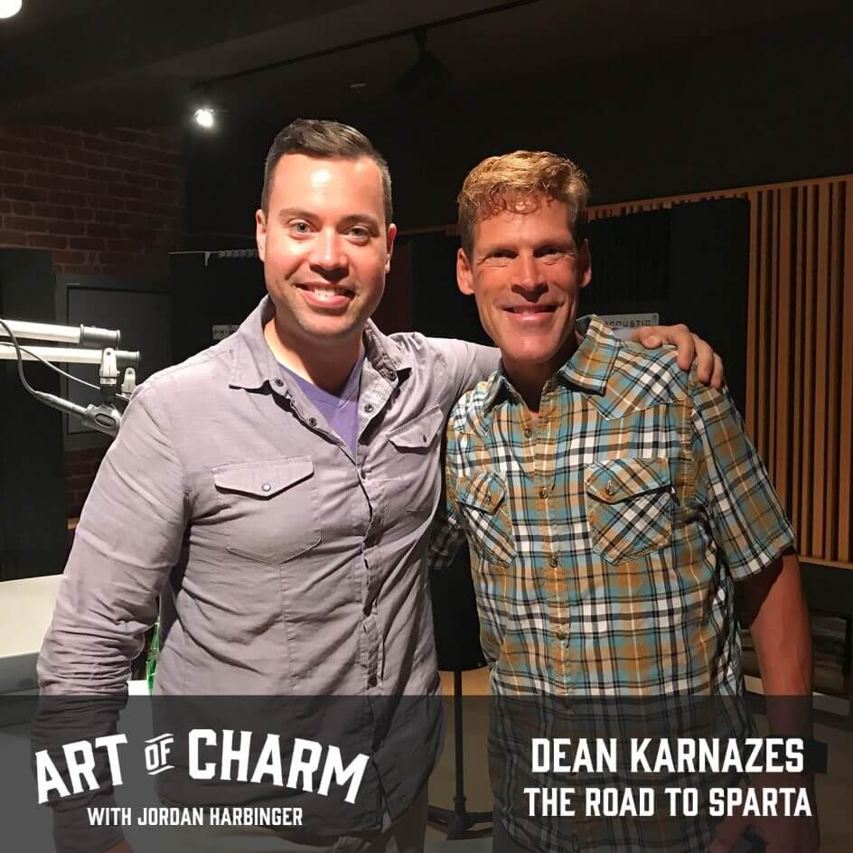 Dean Karnazes | The Road to Sparta (Episode 623)