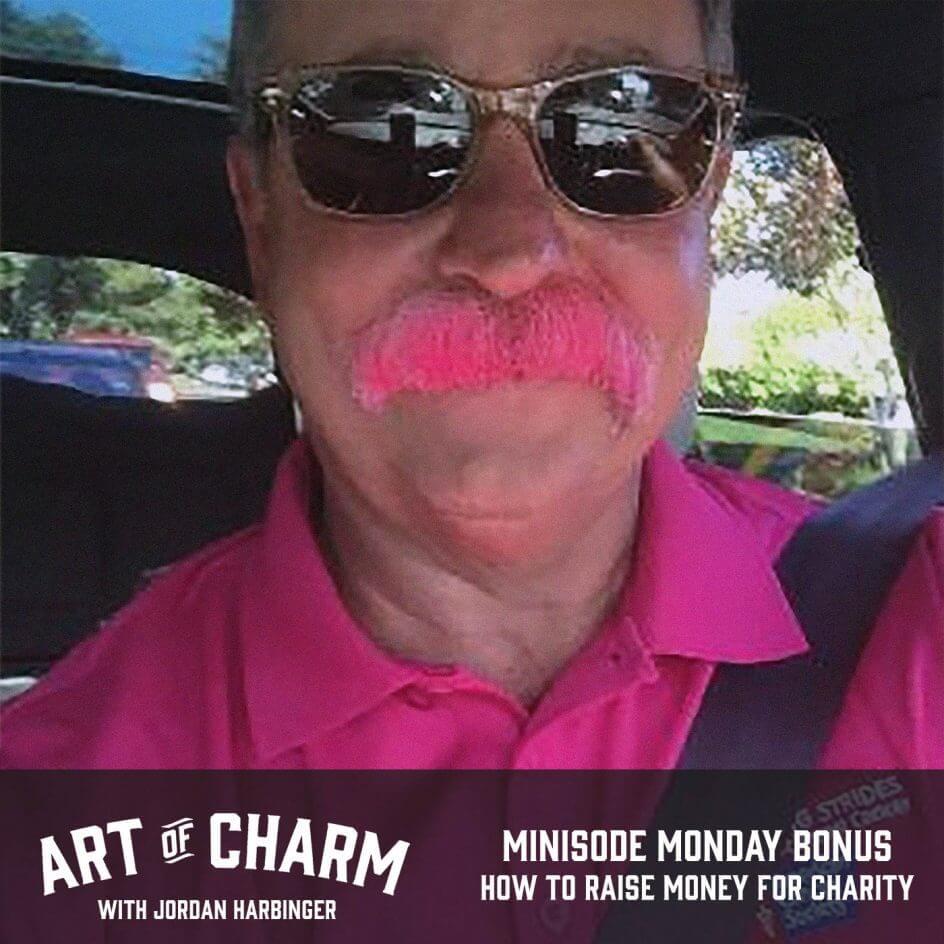 Minisode Monday Bonus   How to Raise Money for Charity