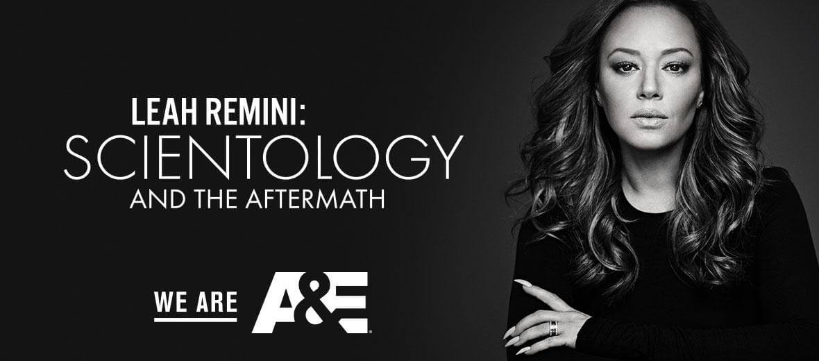 Catch season two of Leah Remini: Scientology and the Aftermath on A&E!