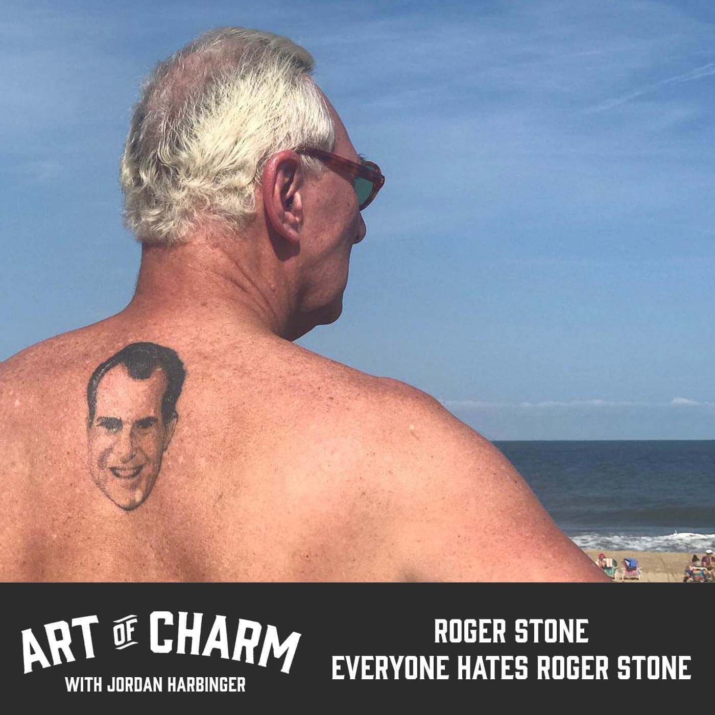 Roger Stone Everyone Hates Roger Stone Episode 655