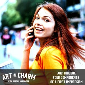 AoC Toolbox   Four Components of a First Impression (Episode 656)
