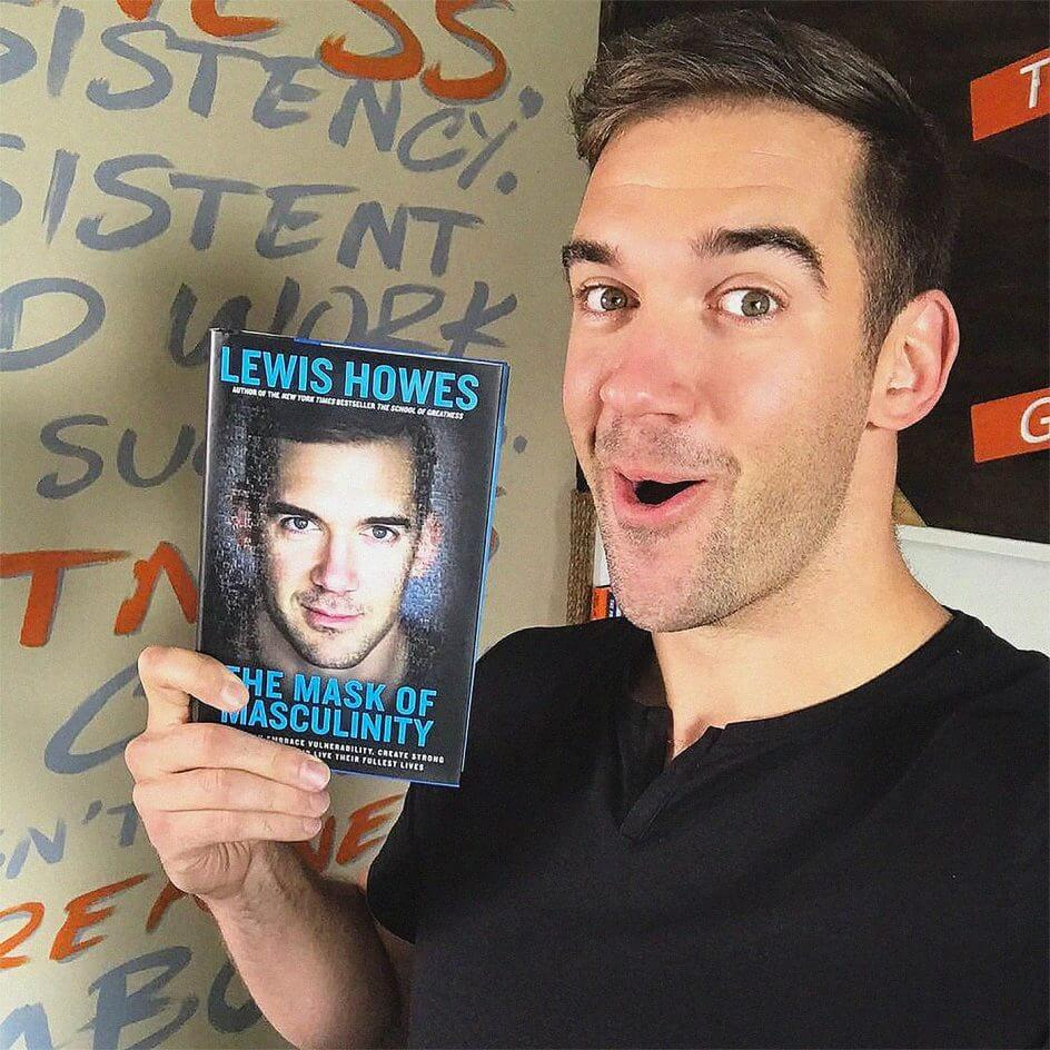 Lewis Howes | The Mask of Masculinity (Episode 688)