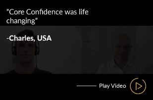 Core Confidence testimonial